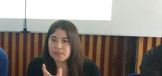 Video  Seminario Karl Marx 200 años que comienzan. Expone: Marcela Vera