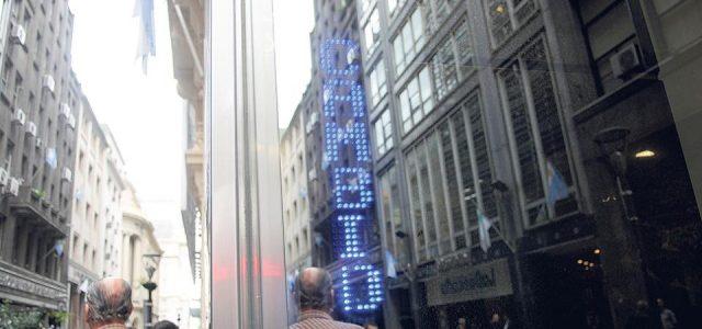 Argentina – El Banco Central tuvo que salir a vender nuevamente