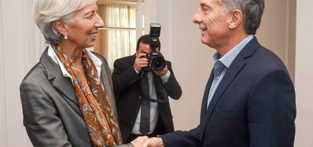 Argentina –Vuelve el FMI