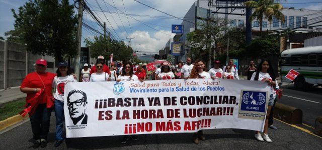 Allendistas: ¡Basta Ya de Conciliar es la hora de Luchar! ¡NO más AFP!