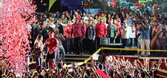 RB de Venezuela: Triunfo de Nicolás Maduro permite avanzar con democracia protagonicay en paz. Por Esteban Silva