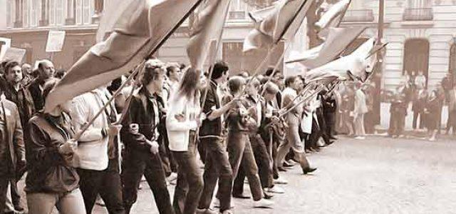 50º Aniversario del Mayo del 68 francés • Lecciones de una gran revolución
