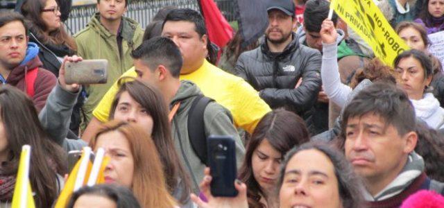 Chile – CARTA ABIERTA a la CUT de la Coordinadora NO + AFP