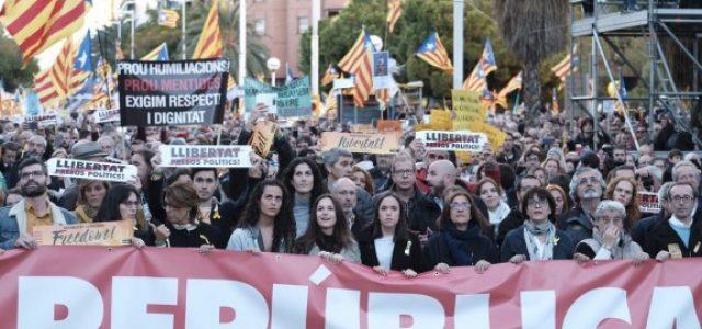 Estado español –La revuelta catalana, la Unión y la indiferencia de la izquierda