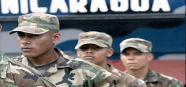Éjercito de Nicaragua respalda esfuerzos del Gobierno de Daniel Ortega en la búsqueda de una solución por la vía del diálogo y llama a contribuir en esa dirección.