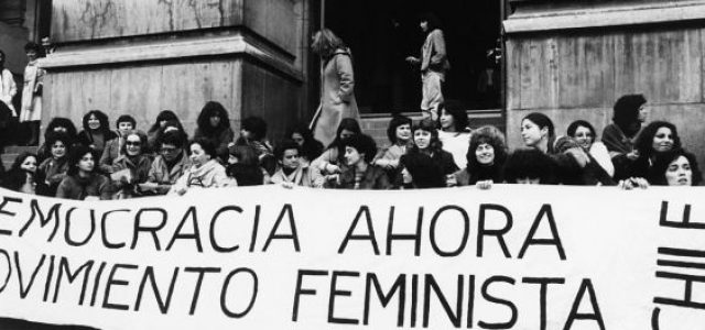Chile – El movimiento feminista en dictadura