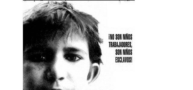 América Latina –La esclavitud infantil se resiste a morir