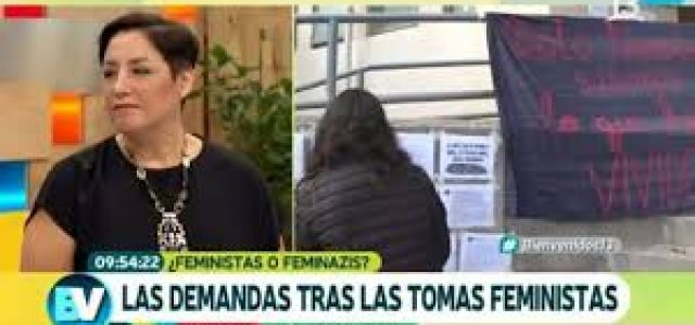 "Chile – ""¿Feministas o feminazis?"": El criticado GC de ""Bienvenidos"" en conversación sobre tomas en universidades"