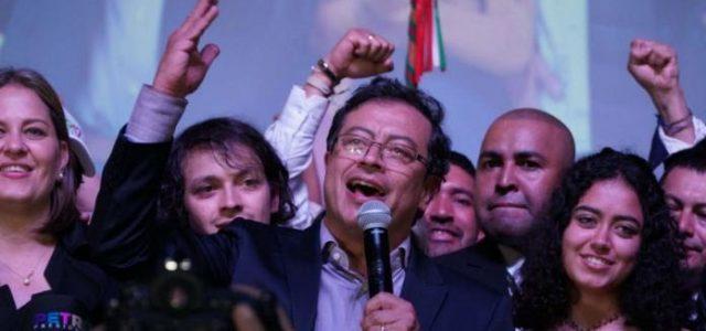 Socialismo Allendista MDP saluda a Gustavo Petro por histórica votación en Colombia