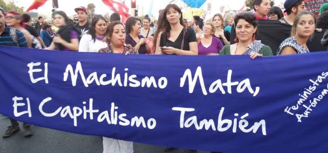 Chile – La Rebelión Feminista se Justifica