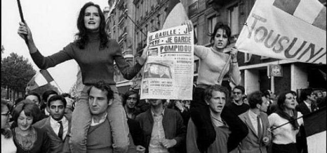 El 22 de marzo de 1968, mayo del 68 y las mujeres