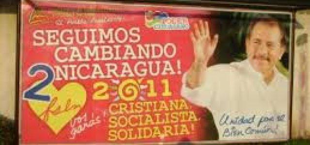 Nicaragua –Lejos del sandinismo