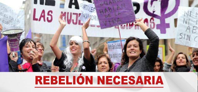 Chile – NO + AFP Saluda a la rebelión feminista