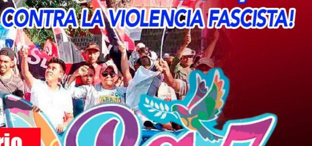 IMPERIALISMO ATACA A NICARAGUA   Jorge Aliaga Cacho*