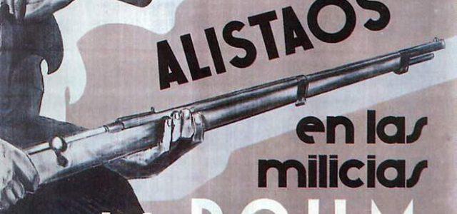 Estado Español – ¿EL POUM TROTSKISTA?