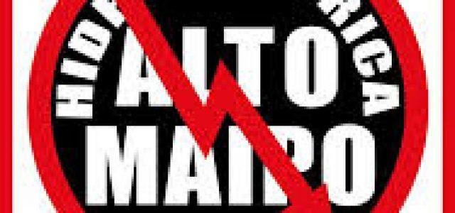 Chile – Denuncian ofensiva de Alto Maipo