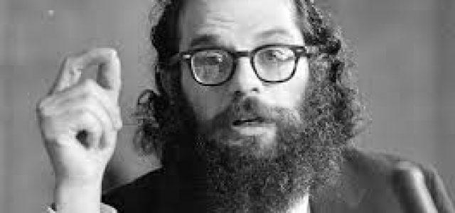 Allen Ginsberg, Icono de la generación beat
