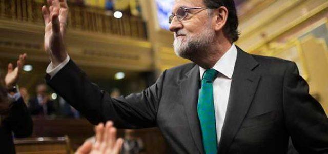 Estado Español – Rajoy ha caído. ¡Sí se puede!