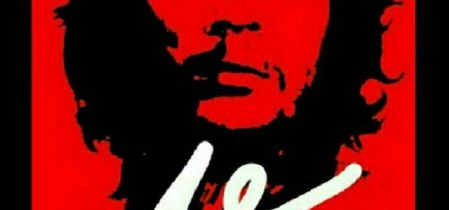 """90 años del nacimiento del Comandante Ernesto """"Che"""" Guevara"""