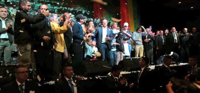 Mensaje a Gustavo Petro y al pueblo Colombiano del Socialismo Allendista MDP ante los resultados electorales de Colombia.
