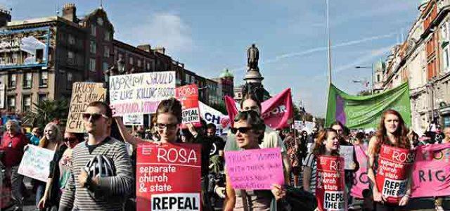 Victoria aplastante en el referéndum sobre el aborto en Irlanda • ¡Hemos hecho historia!
