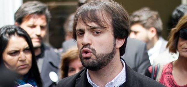 """Chile – Jorge Sharp: """"Que Revolución Democrática se haya aliado con la UDI en la FECH es impresentable"""""""