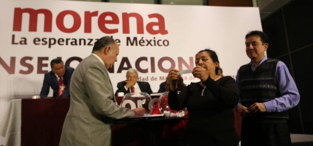 México – Conversando con una promotora del voto por Morena