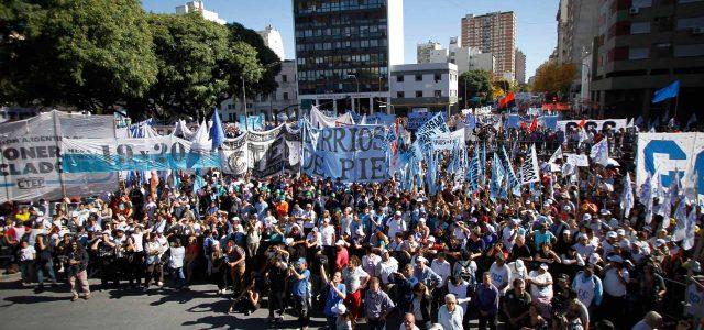 Argentina: Una huelga obrera, intelectual y feminista