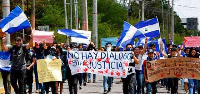 Nicaragua: El régimen de Ortega contra las cuerdas