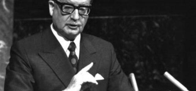 Allende, el precursor olvidado