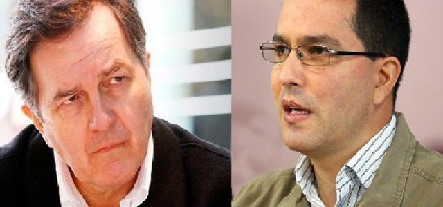 La dura respuesta de Jorge Arreaza Canciller de Venezuela al canciller chileno Roberto Ampuero