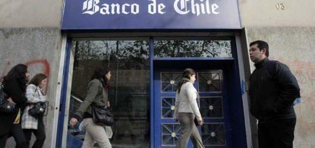 Alta rentabilidad de la banca en Chile