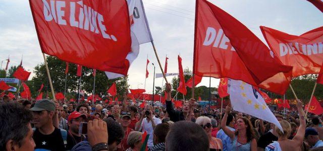 Debates dentro del partido de izquierda alemán,  DIE LINKE
