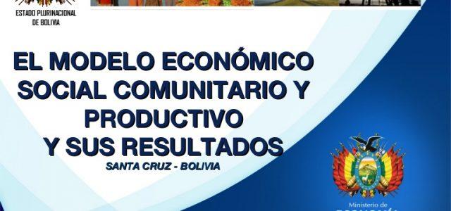 Bolivia –La situación del modelo económico boliviano
