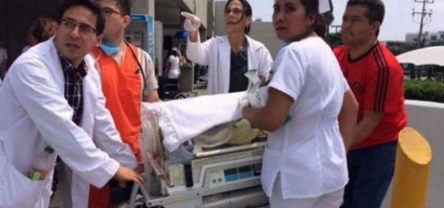 México – Emergencia médica en Morelos