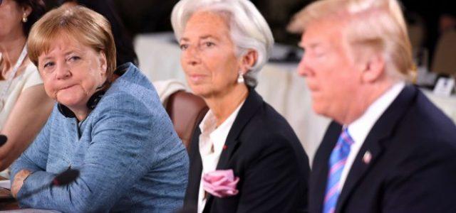 FMI ve mayor riesgo para la economía mundial tras cumbre G7