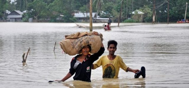 El cambio climático expulsará de sus hogares a 140 millones de personas en 30 años