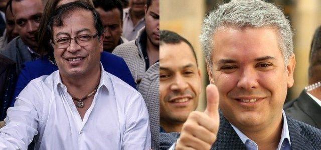 Colombia –Izquierda o derecha, la decisión para segunda vuelta
