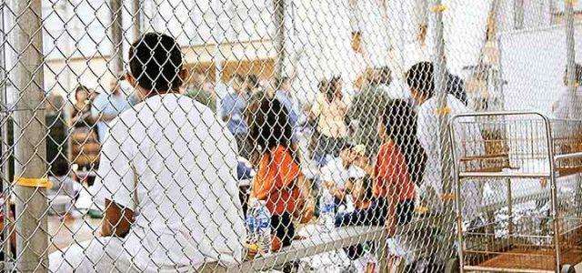 Indignan jaulas de niños migrantes; EU justifica tolerancia cero