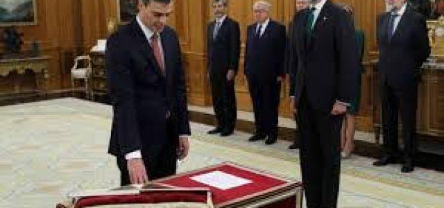 Estado español –La vía estrecha del nuevo gobierno y los retos de Unidos Podemos