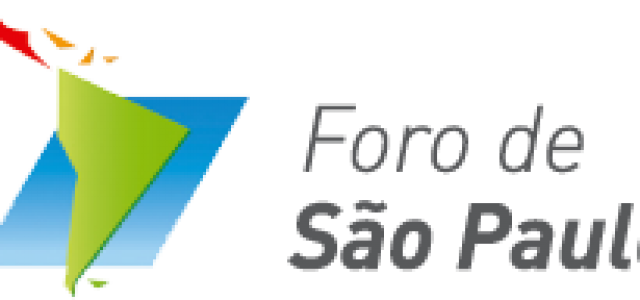 Foro de Sao Paulo: Resolución de Apoyo al FSLN y su Comandante Daniel Ortega  Saavedra: