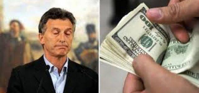 Argentina –Macri frente a la crisis del dólar