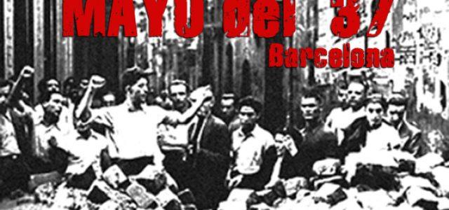 ANTES DEL 68, EL MAYO DEL 37
