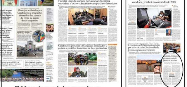 Chile – El Mercurio y el Racismo