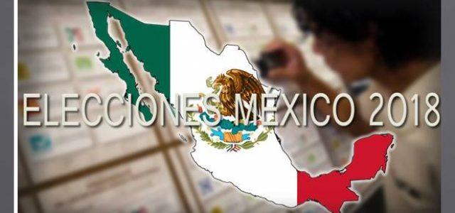 México –A un mes de las elecciones