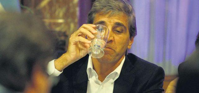 Argentina – Desplazaron al titular del Banco Central y lo reemplaza Luis Caputo. Dujovne controlará Hacienda y Finanzas