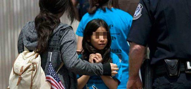 Estados Unidos –Menores separados de sus padres inmigrantes