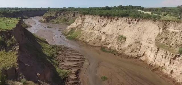 Los nuevos ríos argentinos, productos de la deforestación por la intensiva siembra de soya