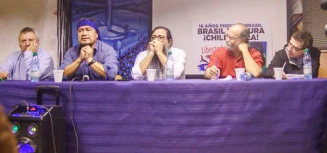 Chile – Persecución y prisión política: De las sangres, todas