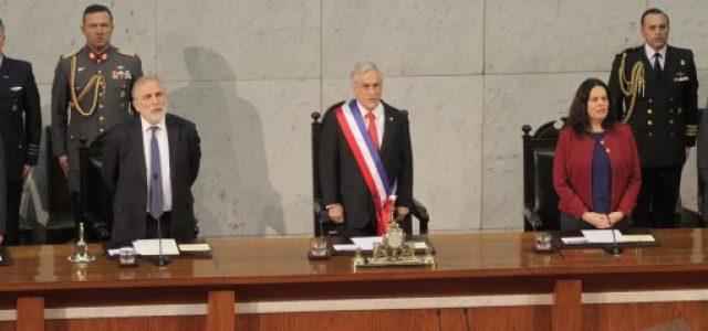 Chile – Cuenta Pública de Piñera: Una extensa y contradictoria lista de Supermercados y reafirmación y profundización del modelo neoliberal chileno